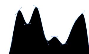paper.jsでインタラクティブなグラフを描こう
