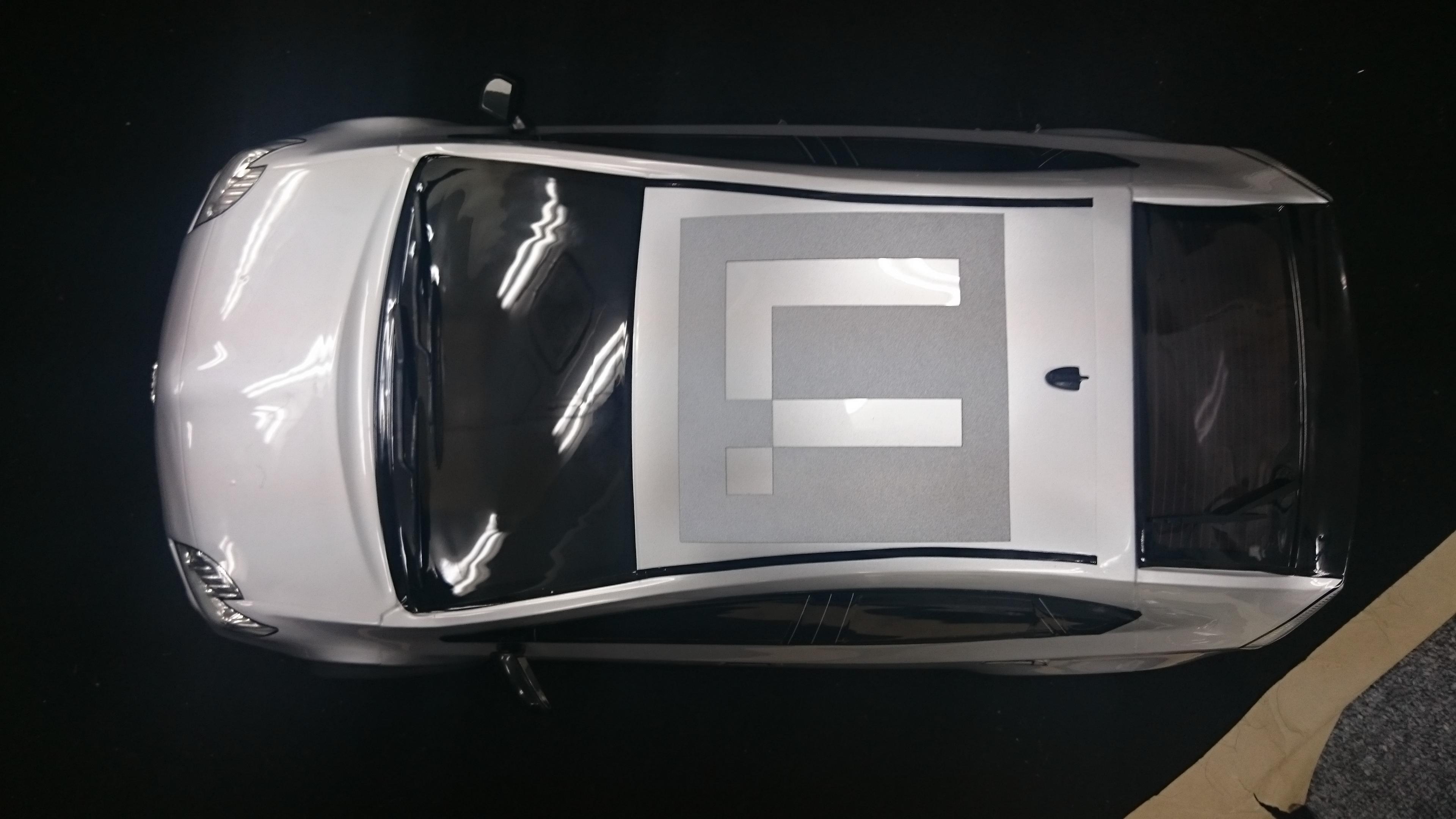 CES2016でロボットカーのデモを展示してきました