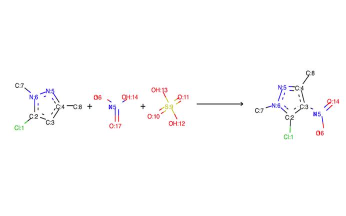 化学反応におけるDeep learningの適用