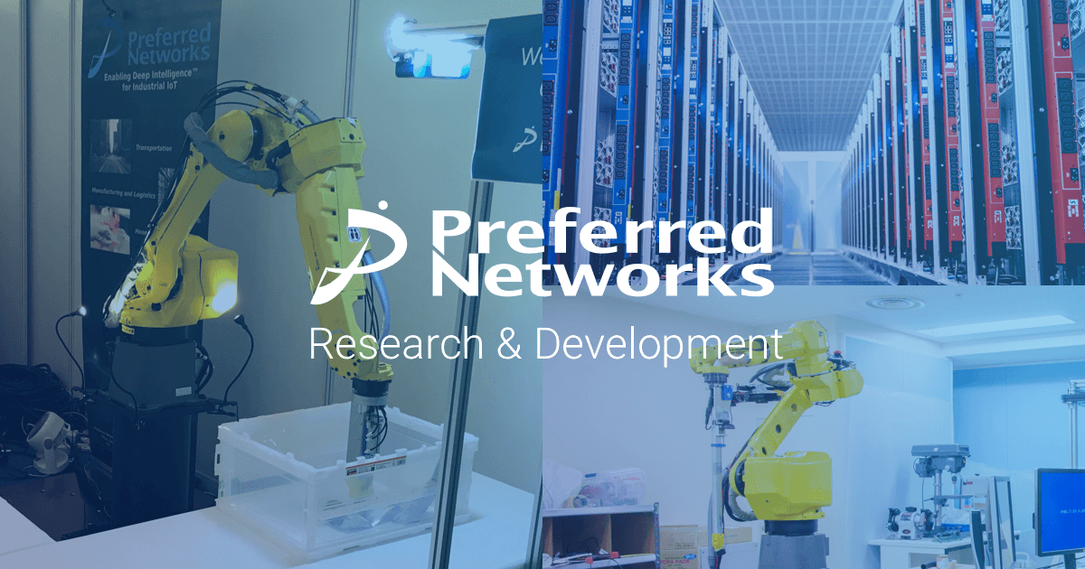 Preferred Networks at NeurIPS 2019