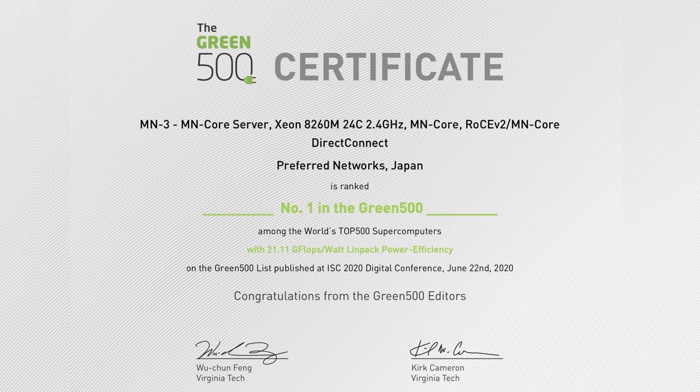 TOP500とGreen500:コンピュータの性能指標をどう読むか